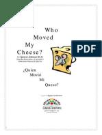 quien movio mi queso