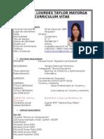 Curriculum Veronica