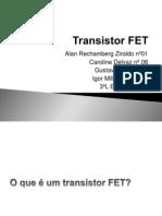 Transistor FET 2007