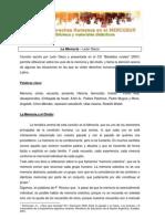 2010 La Memoria Gieco Propuesta Definitiva