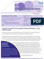 Dispensing Contractors - Issue 6 (V1) 12.01.2012