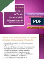 Resumen Gesitón 1° Parcial Carmen Báez