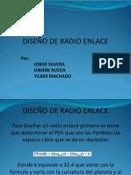 DISEÑO DE RADIO ENLACE