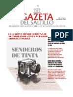 Gazeta de Saltillo Octubre, 2010