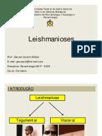 Leishmanioses [Modo de Compatibilidade