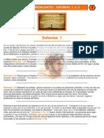 Puntos Sobresalientes de Biblia - Sofonias 1 a Ageo 2