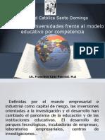 Universidades Frente Al Modelo Educativo Por cia
