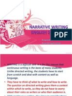Ppt Narrative Essays