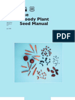 Woody Plant Seed Manual - Complete