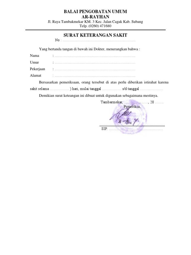 Surat Izin Dokter Doc Greater Gaborone City Region