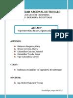 Ado Net - Informe