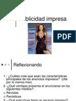 publicidad impresa