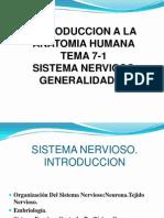7-1-SISTEMA NERVIOSO-GENERALIDADES
