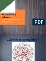 Sexualidad y valores