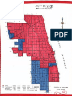 49 Ward Map - With Results
