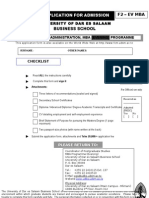 Evening MBA Form[1]