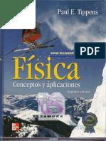 Fisica Conseptos y Aplicaciones Tippens 7ma Editesz