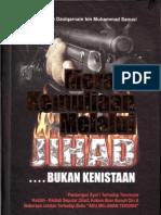 [dzulqarnain bin muhammad sanusi] meraih kemuliaan dengan jihad bukan kenistaan