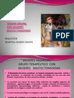 Terapia Grupal Con Mujeres Mastectomizadas