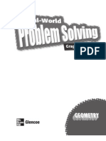 Geometry Problem Solving Student
