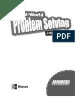 Geometry Problem Solving Student