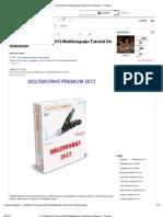 (1) Solid Works Premium 2012-Multilenguaje-Tutorial de Instlacion - Taringa!