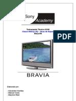 Dicas de Reparo - Sony Bravia