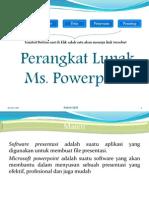 Praktek Ms.powerpoint 3