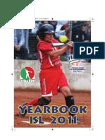 Media Guide ISL 2011