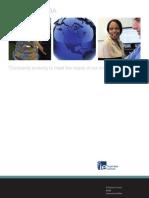 IE International MBA Brochure