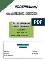 Cad Labs Doc