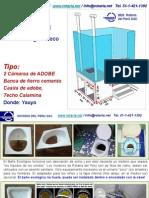 Manual Bano Adobe y Fierro Cemento