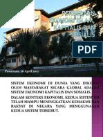 Perbedaan Ekonomi Islam dan Kapitalis Dan Sosialis