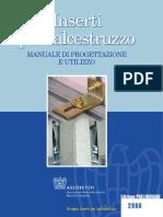 Manuale Inserti (2006 prelim.)