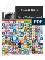 Turki Al Dakhil Proposal