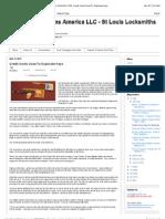 Master Key Systems America LLC - St Louis Locksmiths (314)266-1533