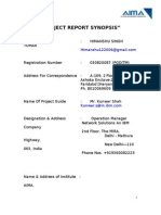 Synopsis-it Infra in Bank