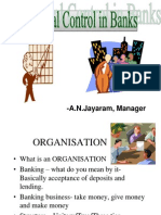 Internal Control in Banks -ANJ-290307