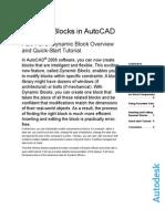 A Cad 2006 Dynamic Blocks 1