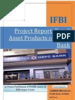 Yashdeep's IFBI Project