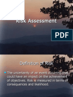 2 Risk, ion Assessment & Management