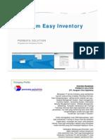 Easy Inventory 2012