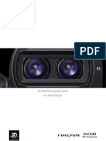 3d Workflow Hxr-nx3d1p