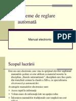 Sisteme de Reglare Automata
