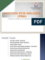 Friction Stir Welding (Fsw) 2