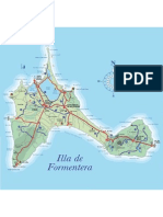 FORMENTERA MAPA