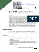 Cisco 12000 Series Switch Configuration