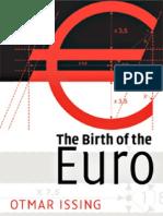 Otmar Issing, The Birth of Euro.pdf