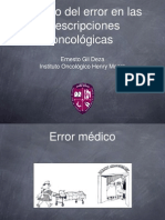 ERROR ONCOLOGIA.ppt