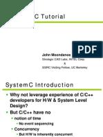SystemC Tutorial